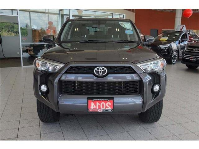 2014 Toyota 4Runner SR5 V6 (Stk: 189165) in Milton - Image 2 of 38