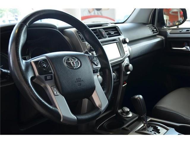2014 Toyota 4Runner SR5 V6 (Stk: 189165) in Milton - Image 14 of 38