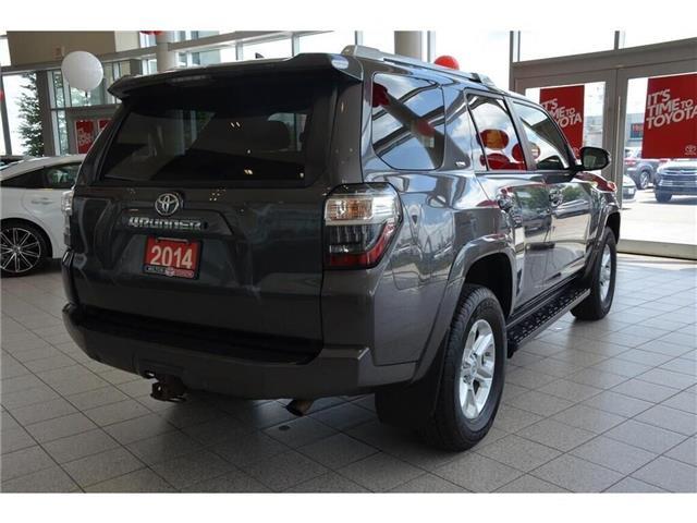 2014 Toyota 4Runner SR5 V6 (Stk: 189165) in Milton - Image 31 of 38