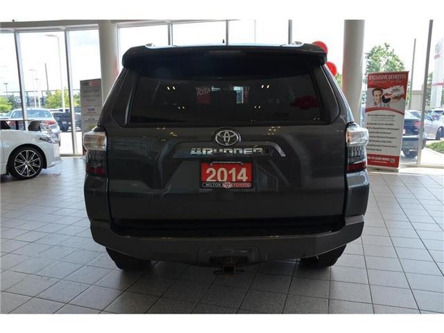 2014 Toyota 4Runner SR5 V6 (Stk: 189165) in Milton - Image 32 of 38