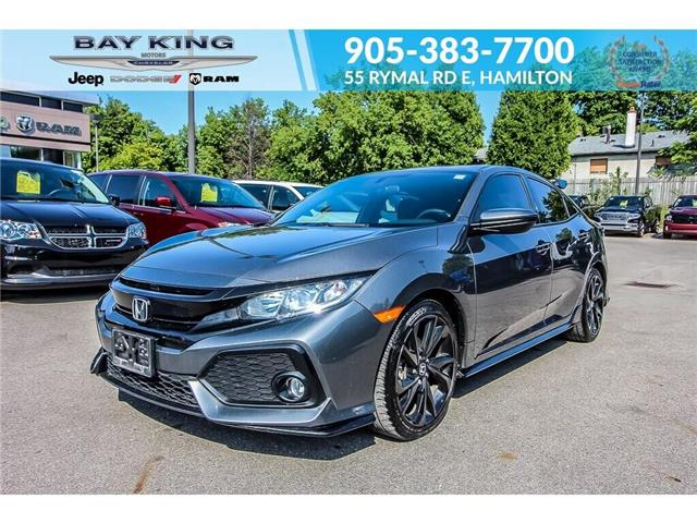 2017 Honda Civic Sport (Stk: 197282A) in Hamilton - Image 1 of 23