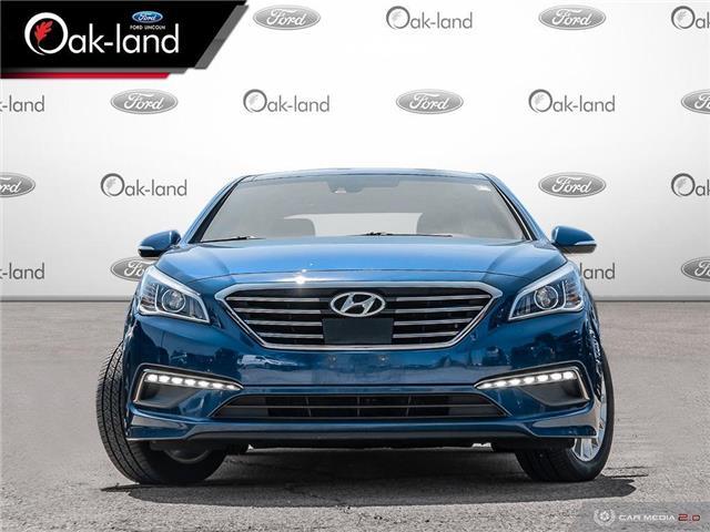 2015 Hyundai Sonata  (Stk: 9D084DA) in Oakville - Image 2 of 24