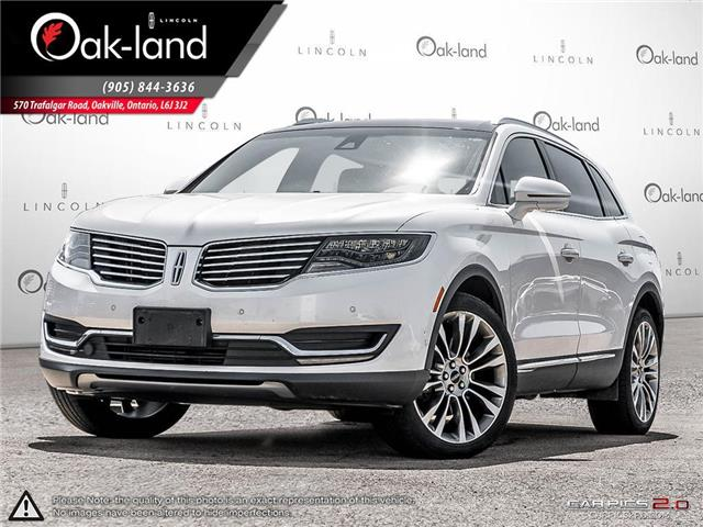 2017 Lincoln MKX Reserve (Stk: 9X060A) in Oakville - Image 1 of 26