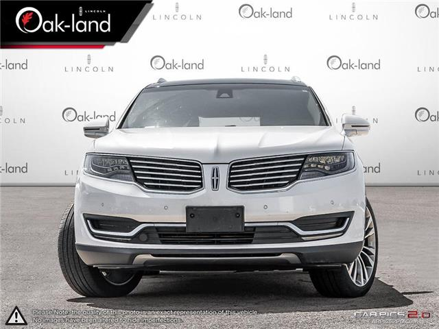 2017 Lincoln MKX Reserve (Stk: 9X060A) in Oakville - Image 2 of 26