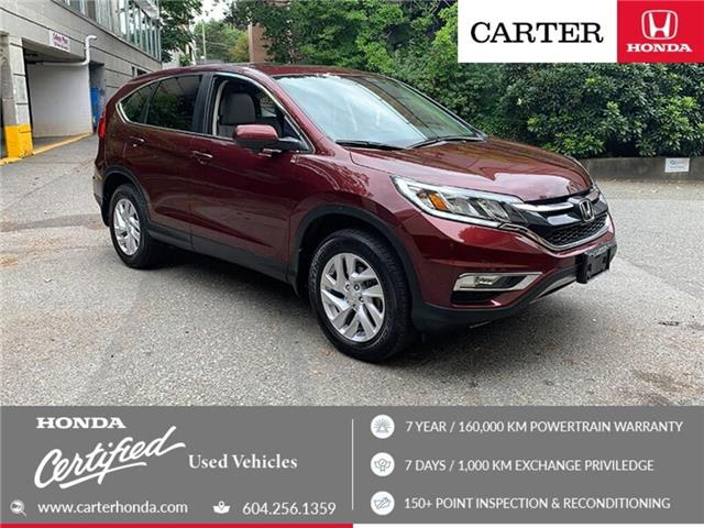 2015 Honda CR-V EX-L at $24500 for sale in Vancouver - Carter Honda