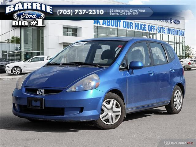 2007 Honda Fit LX (Stk: T0229B) in Barrie - Image 1 of 8