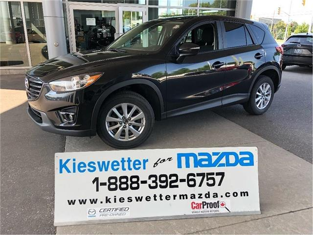 2016 Mazda CX-5 GS (Stk: U3841) in Kitchener - Image 1 of 30