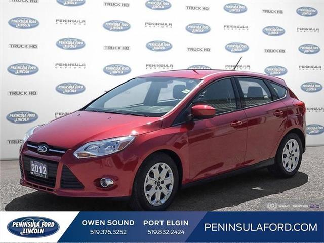 2012 Ford Focus SE (Stk: 1839) in Owen Sound - Image 1 of 25
