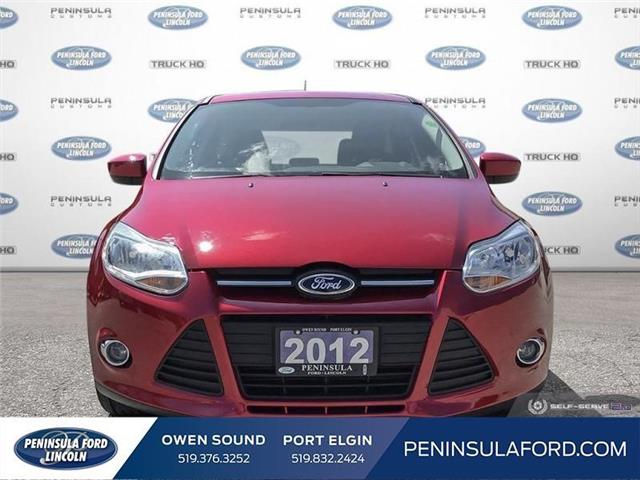 2012 Ford Focus SE (Stk: 1839) in Owen Sound - Image 2 of 25