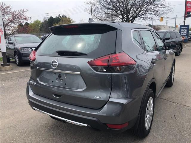 2018 Nissan Rogue  (Stk: Y18R012) in Woodbridge - Image 5 of 17