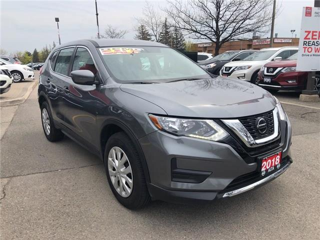 2018 Nissan Rogue  (Stk: Y18R012) in Woodbridge - Image 7 of 17