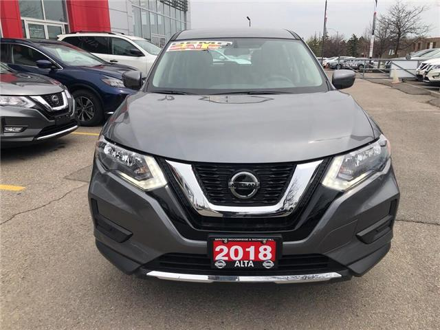 2018 Nissan Rogue  (Stk: Y18R012) in Woodbridge - Image 8 of 17