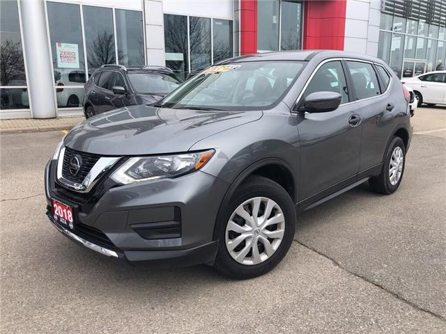 2018 Nissan Rogue  (Stk: Y18R012) in Woodbridge - Image 9 of 17