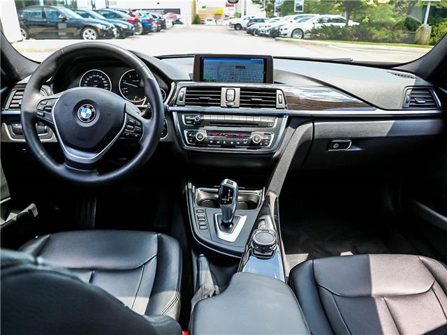 2015 BMW 328d xDrive (Stk: P8634A) in Thornhill - Image 12 of 31