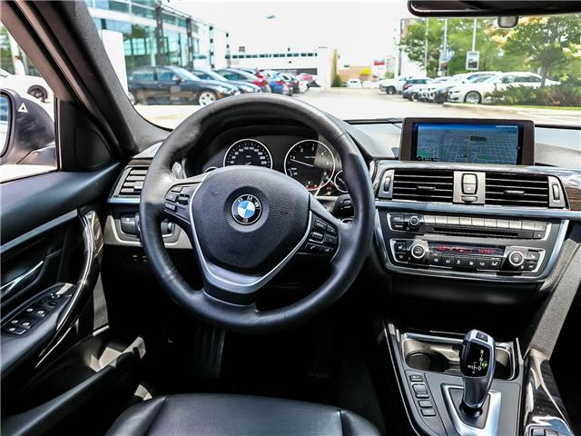 2015 BMW 328d xDrive (Stk: P8634A) in Thornhill - Image 13 of 31