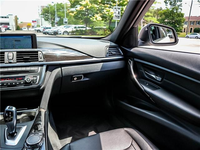 2015 BMW 328d xDrive (Stk: P8634A) in Thornhill - Image 15 of 31