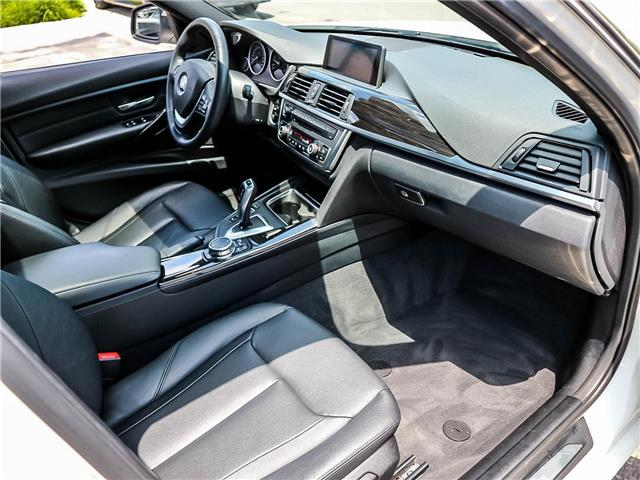 2015 BMW 328d xDrive (Stk: P8634A) in Thornhill - Image 16 of 31