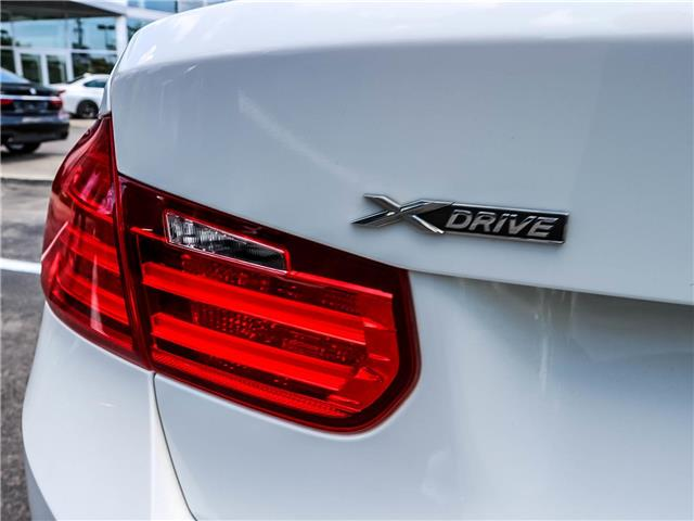 2015 BMW 328d xDrive (Stk: P8634A) in Thornhill - Image 21 of 31