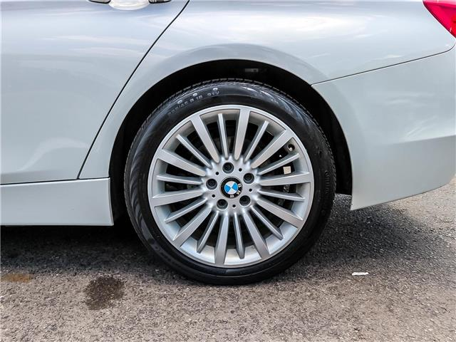 2015 BMW 328d xDrive (Stk: P8634A) in Thornhill - Image 22 of 31