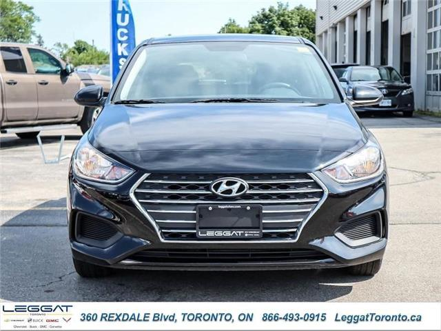 2019 Hyundai Accent  (Stk: T11613) in Etobicoke - Image 2 of 25