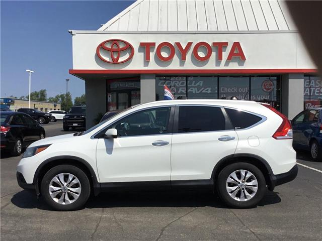 2012 Honda CR-V Touring (Stk: 2HKRM4) in Cambridge - Image 1 of 20