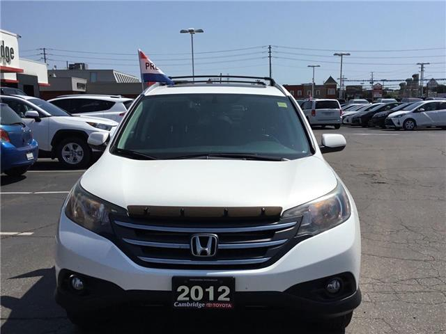 2012 Honda CR-V Touring (Stk: 2HKRM4) in Cambridge - Image 4 of 20