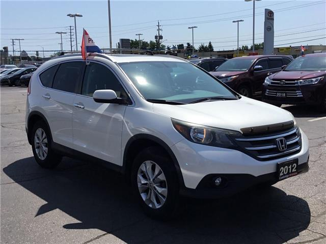 2012 Honda CR-V Touring (Stk: 2HKRM4) in Cambridge - Image 5 of 20