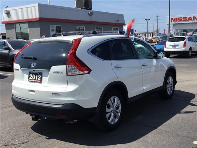 2012 Honda CR-V Touring (Stk: 2HKRM4) in Cambridge - Image 6 of 20