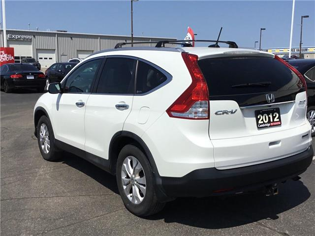 2012 Honda CR-V Touring (Stk: 2HKRM4) in Cambridge - Image 8 of 20