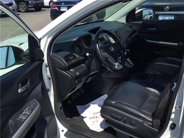 2012 Honda CR-V Touring (Stk: 2HKRM4) in Cambridge - Image 11 of 20