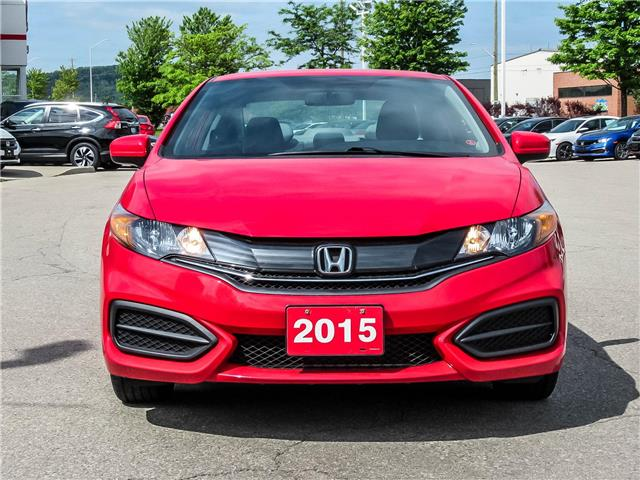 2015 Honda Civic LX (Stk: 3340) in Milton - Image 2 of 22