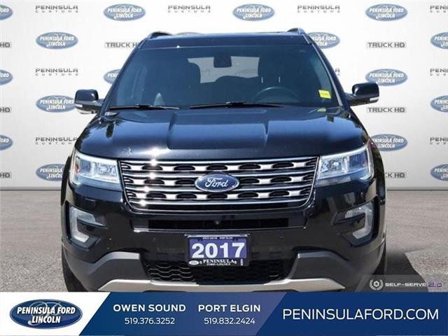 2017 Ford Explorer Limited (Stk: 19EX23A) in Owen Sound - Image 2 of 24
