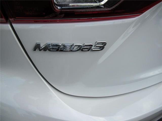 2017 Mazda Mazda3 GS (Stk: P4002) in Etobicoke - Image 25 of 28