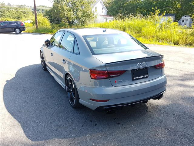 2018 Audi RS 3 2.5T (Stk: U01407) in Middle Sackville - Image 3 of 28
