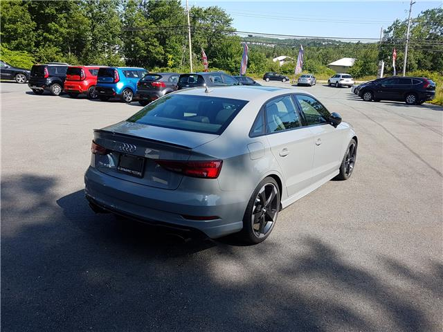 2018 Audi RS 3 2.5T (Stk: U01407) in Middle Sackville - Image 5 of 28