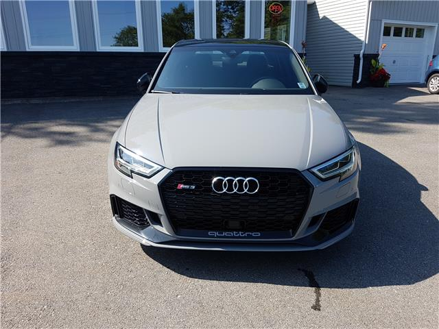 2018 Audi RS 3 2.5T (Stk: U01407) in Middle Sackville - Image 8 of 28