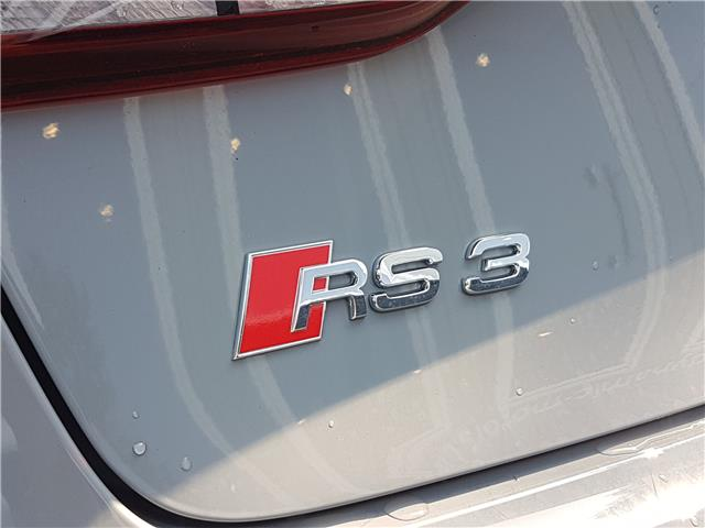 2018 Audi RS 3 2.5T (Stk: U01407) in Middle Sackville - Image 28 of 28