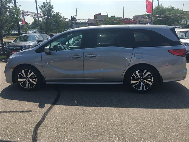 2018 Honda Odyssey Touring (Stk: 325801A) in Mississauga - Image 2 of 22