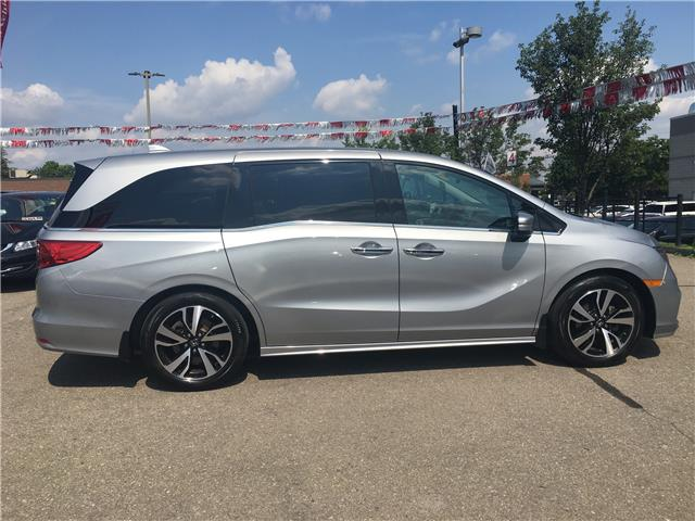 2018 Honda Odyssey Touring (Stk: 325801A) in Mississauga - Image 6 of 22