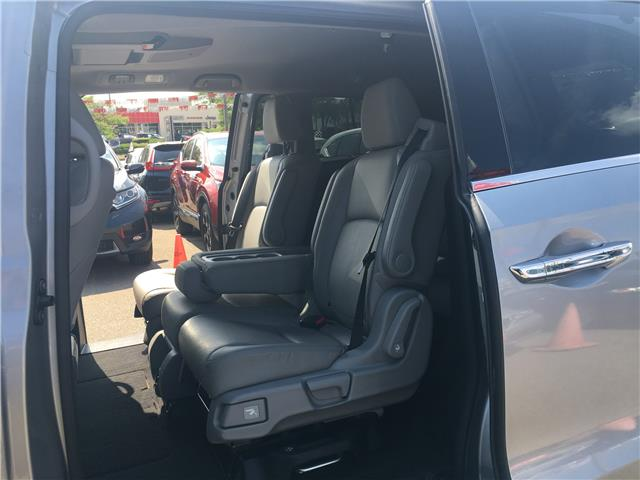 2018 Honda Odyssey Touring (Stk: 325801A) in Mississauga - Image 10 of 22