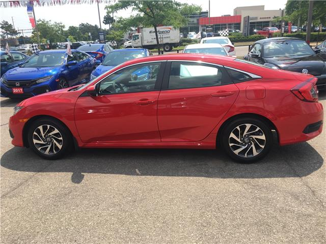 2017 Honda Civic EX (Stk: 326531A) in Mississauga - Image 2 of 21