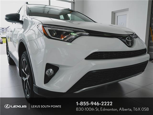 2018 Toyota RAV4 SE (Stk: L900338B) in Edmonton - Image 1 of 19