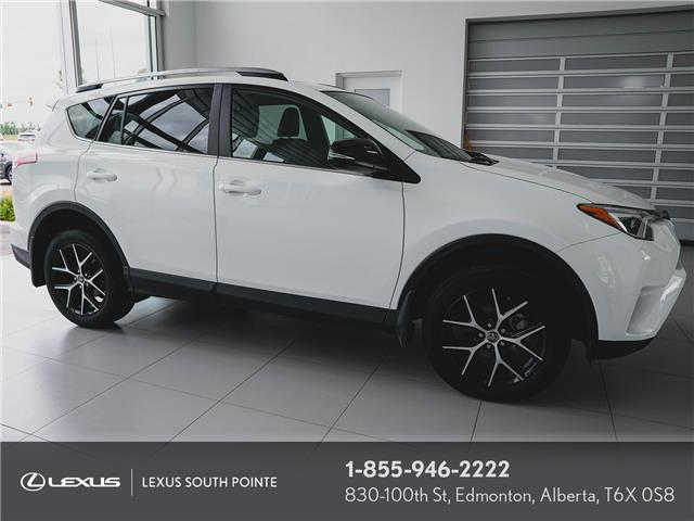 2018 Toyota RAV4 SE (Stk: L900338B) in Edmonton - Image 2 of 19