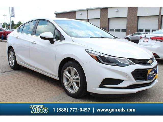 2016 Chevrolet Cruze LT Auto (Stk: 598112) in Milton - Image 1 of 15