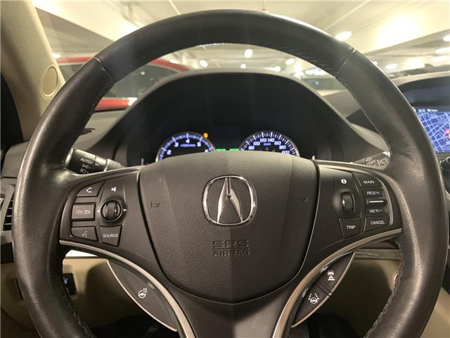 2016 Acura MDX Technology Package (Stk: AP3334) in Toronto - Image 15 of 33