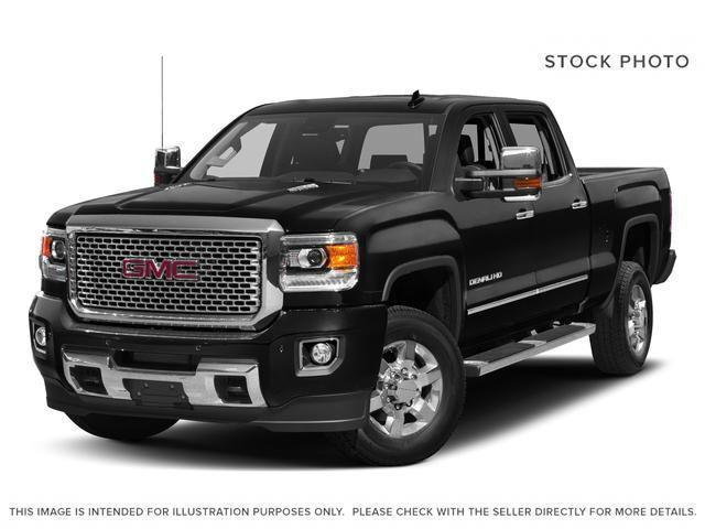 2017 GMC Sierra 3500HD Denali (Stk: 184141) in Claresholm - Image 1 of 11