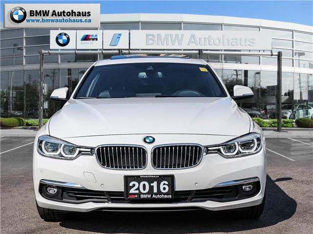 2016 BMW 328i xDrive (Stk: P9059) in Thornhill - Image 2 of 30