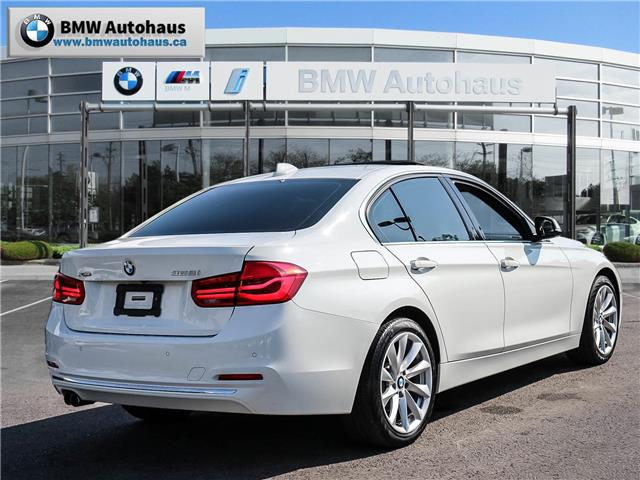 2016 BMW 328i xDrive (Stk: P9059) in Thornhill - Image 5 of 30