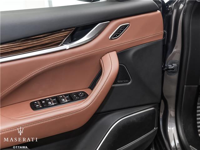 2018 Maserati Levante GranLusso (Stk: 3008) in Gatineau - Image 9 of 18