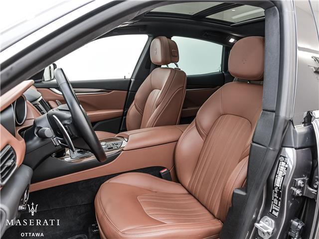 2018 Maserati Levante GranLusso (Stk: 3008) in Gatineau - Image 11 of 18